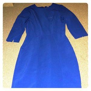 Women's size 4 long sleeve short dress by H&M